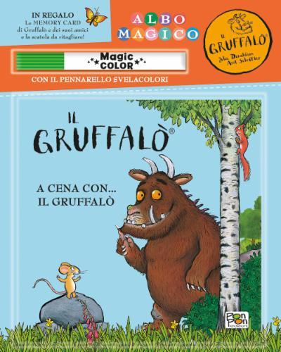 A cena con...il Gruffalò
