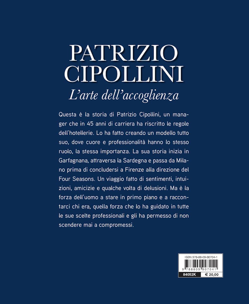Patrizio Cipollini. L'arte dell'accoglienza