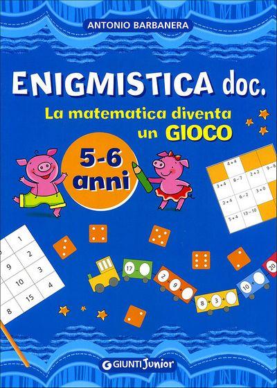 Enigmistica doc. 5-6 anni