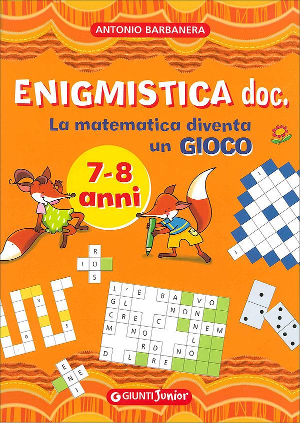Enigmistica doc. 7-8 anni