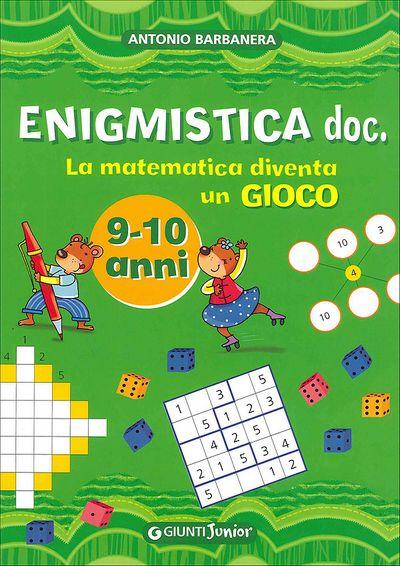 Enigmistica doc. 9-10 anni