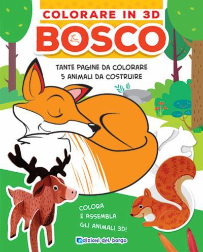 Colorare in 3D Bosco