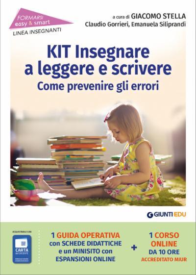 KIT Insegnare a leggere e scrivere