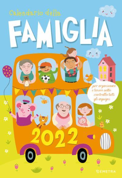 Calendario della famiglia 2022