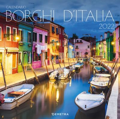 Calendario Borghi d'Italia 2022