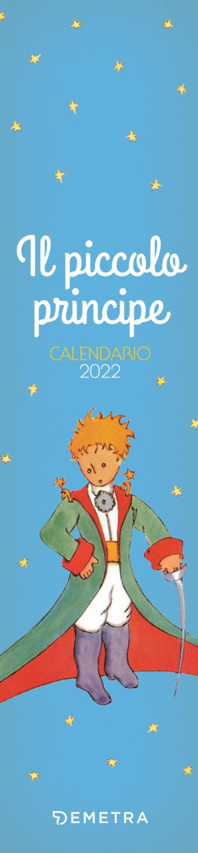 Calendario Piccolo Principe 2022