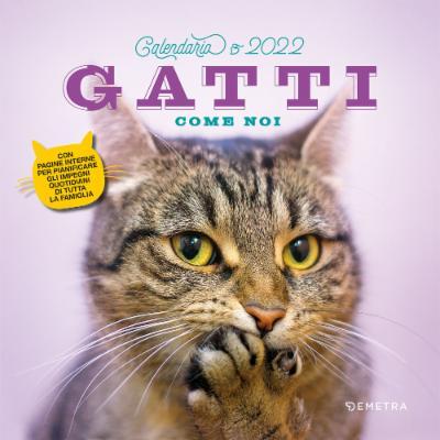 Calendario Gatti come noi 2022