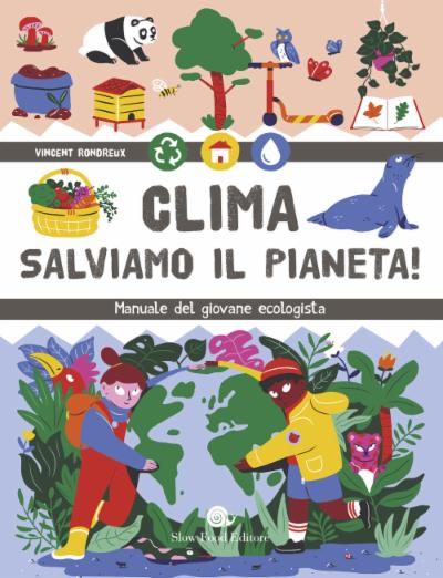 Clima salviamo il pianeta!