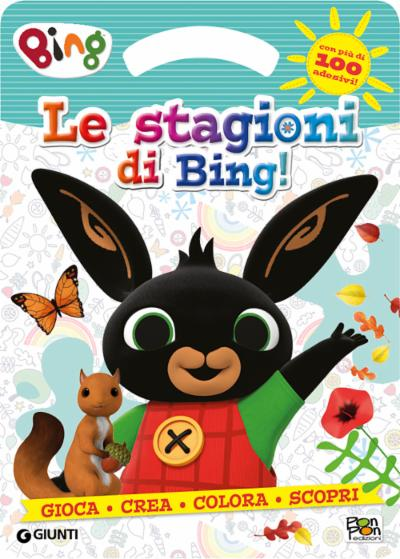 Activity book. Le stagioni di Bing!