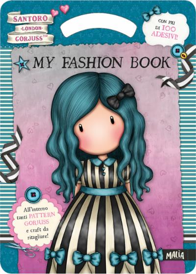 Gorjuss My Fashion Book