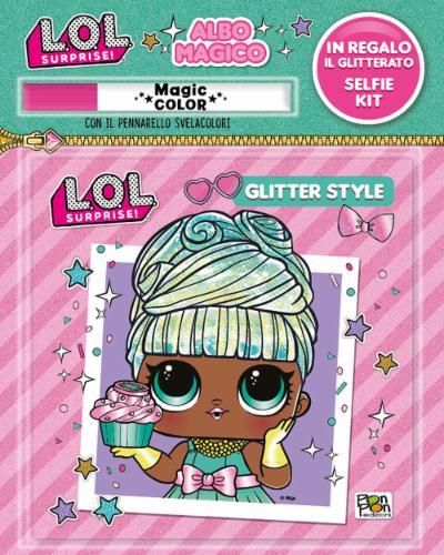 Albo Magico Lol Glitter Style