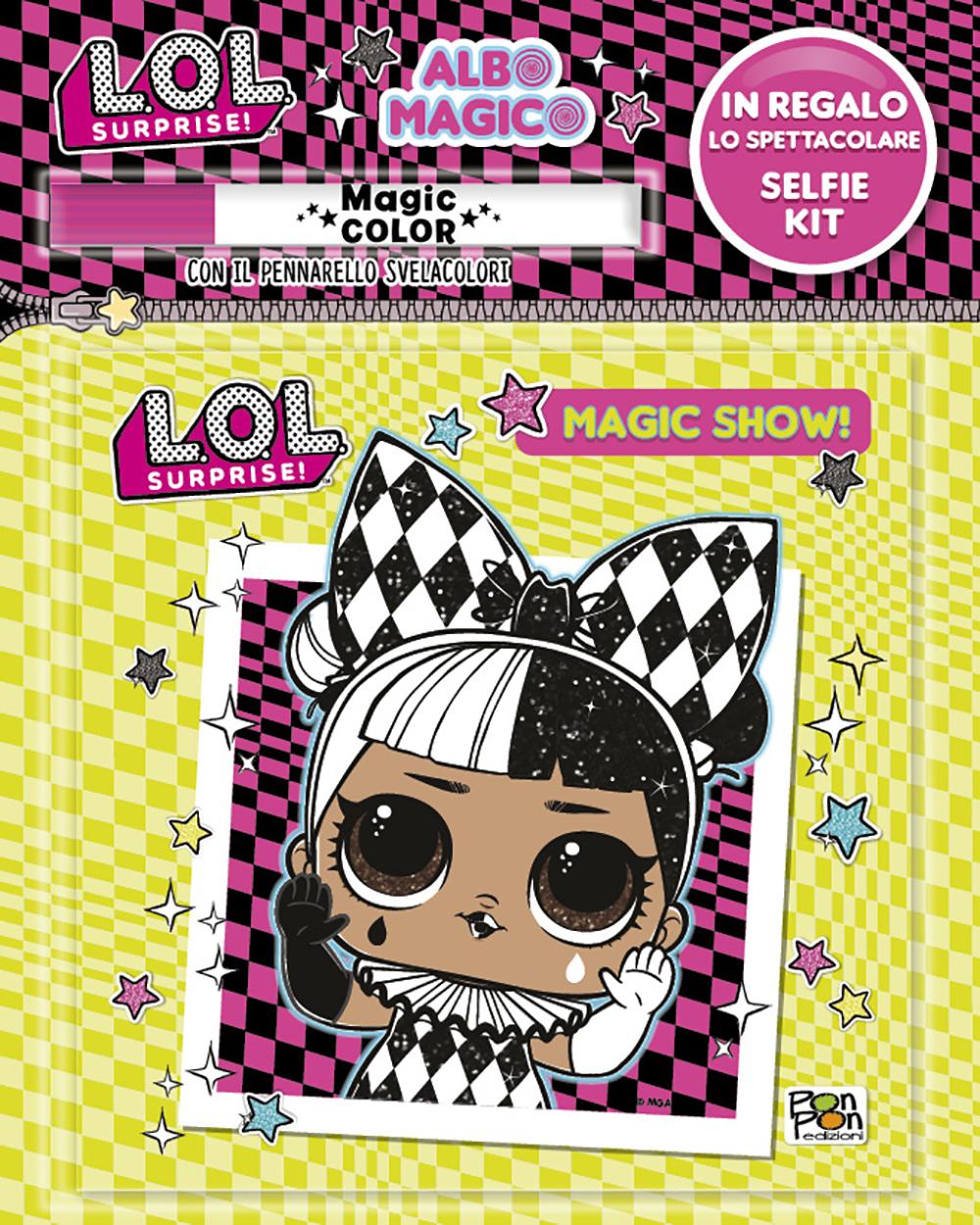 Albo Magico Lol Magic Show!