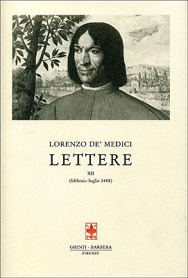 Lettere XII (febbraio-luglio 1488)