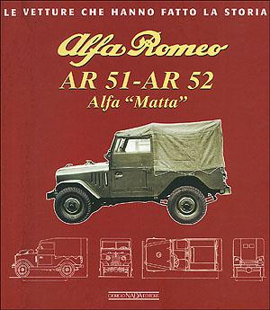 Alfa Romeo AR 51-AR 52