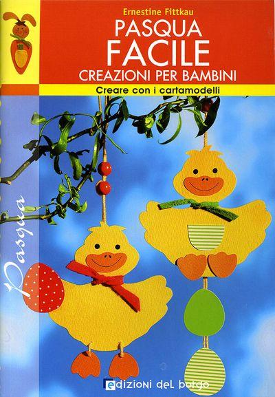 Pasqua facile: creazioni per bambini