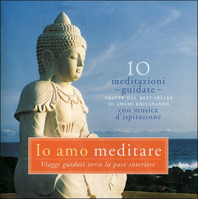 Io amo meditare CD audio
