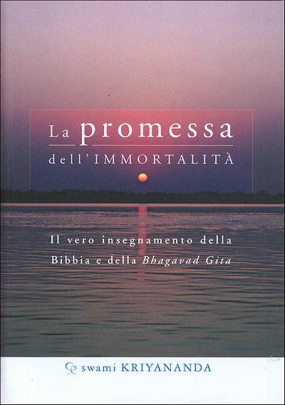 La promessa dell'immortalità