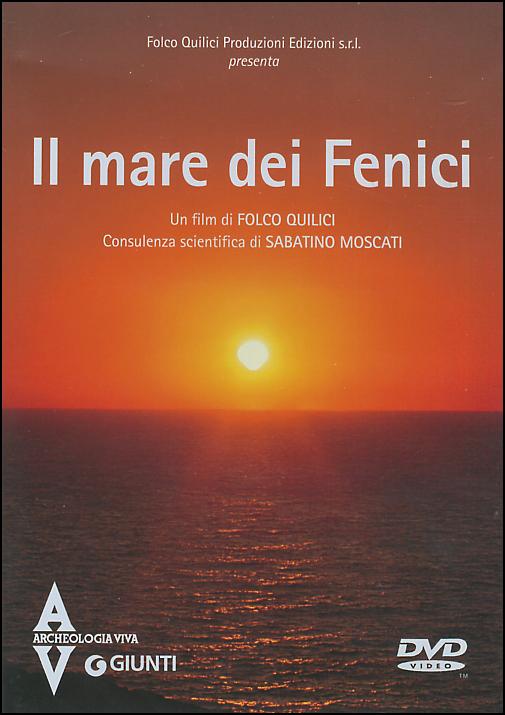 Il mare dei Fenici dvd