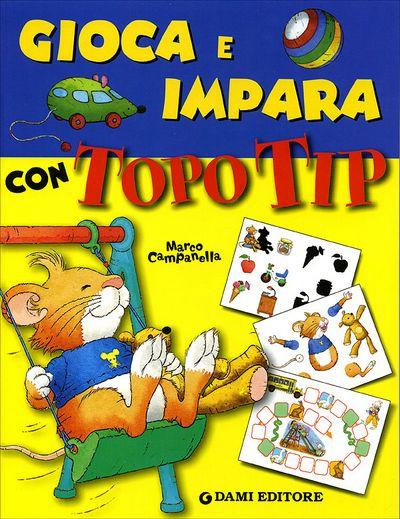 Gioca e impara con Topo Tip