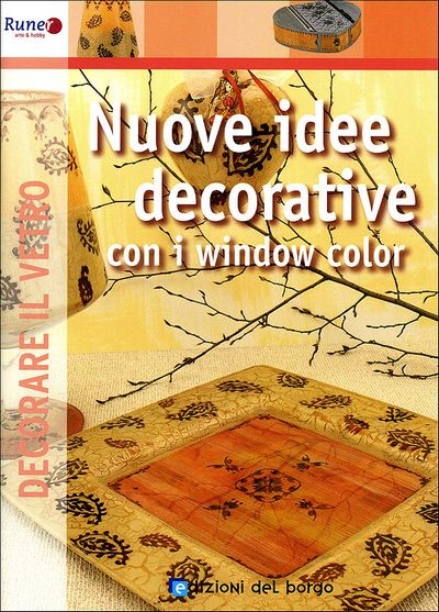 Nuove idee decorative con i window color