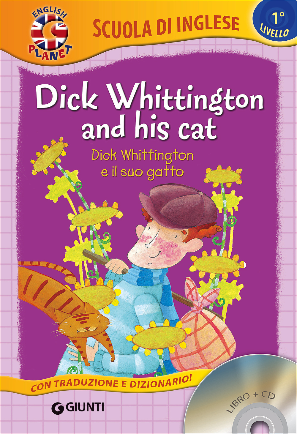 Dick Whittington and his cat + CD
