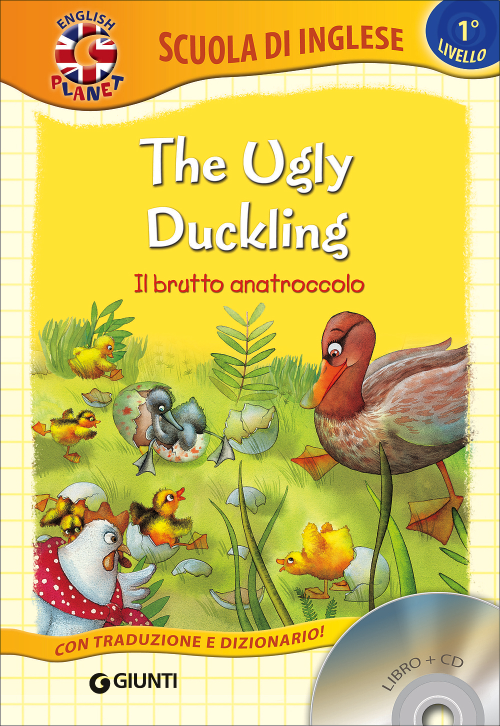The Ugly Duckling + CD
