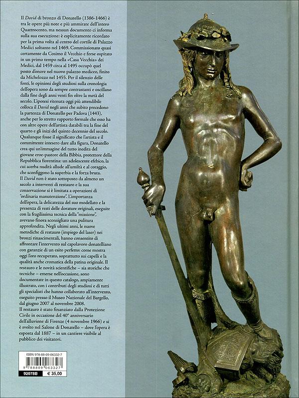 Donatello: il David restaurato