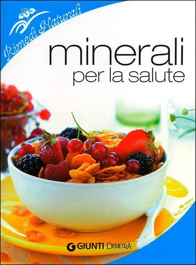 Minerali per la salute