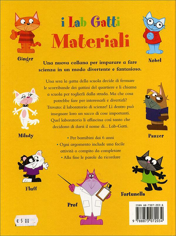 Materiali. Di cosa sono fatte le cose?