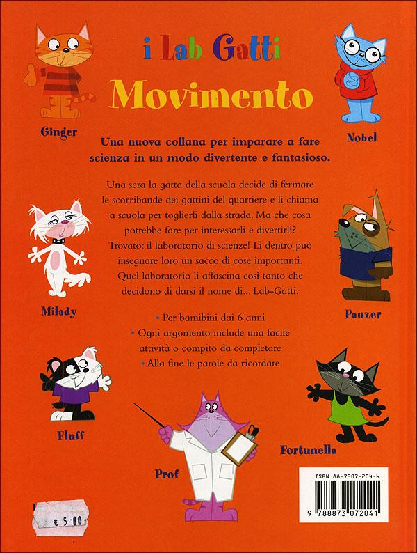 Movimento. Come si muovono le cose?
