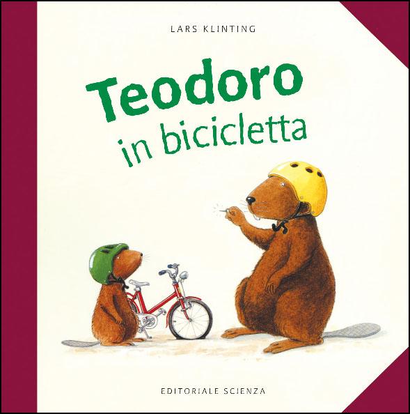 Teodoro in bicicletta