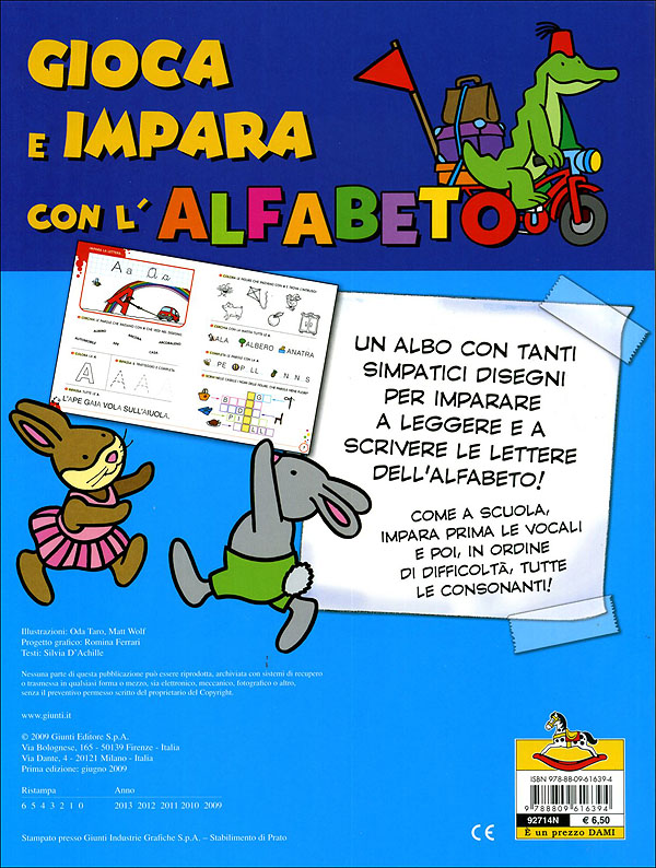 Gioca e impara con l'Alfabeto