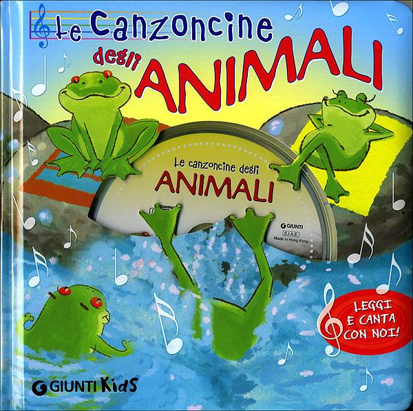 Le Canzoncine degli Animali + CD
