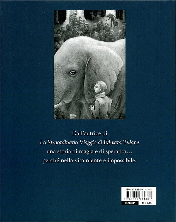 L'elefante del mago