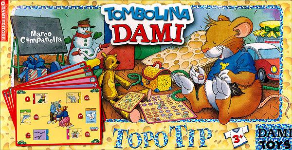 Tombolina Dami: Topo Tip