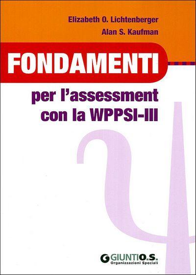 Fondamenti per l'assessment con la WPPSI-III