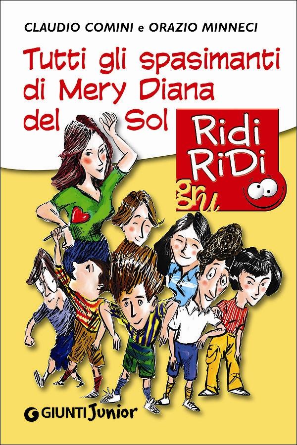 Tutti gli spasimanti di Mery Diana del Sol