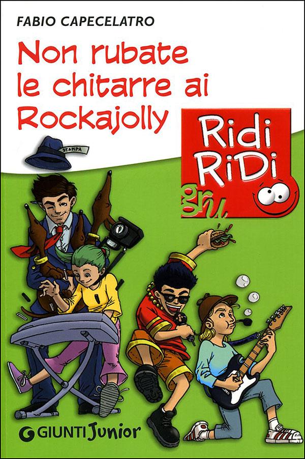Non rubate le chitarre ai Rockajolly