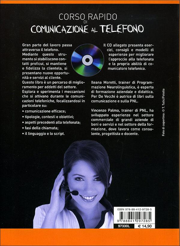 Corso rapido di comunicazione al telefono + CD audio