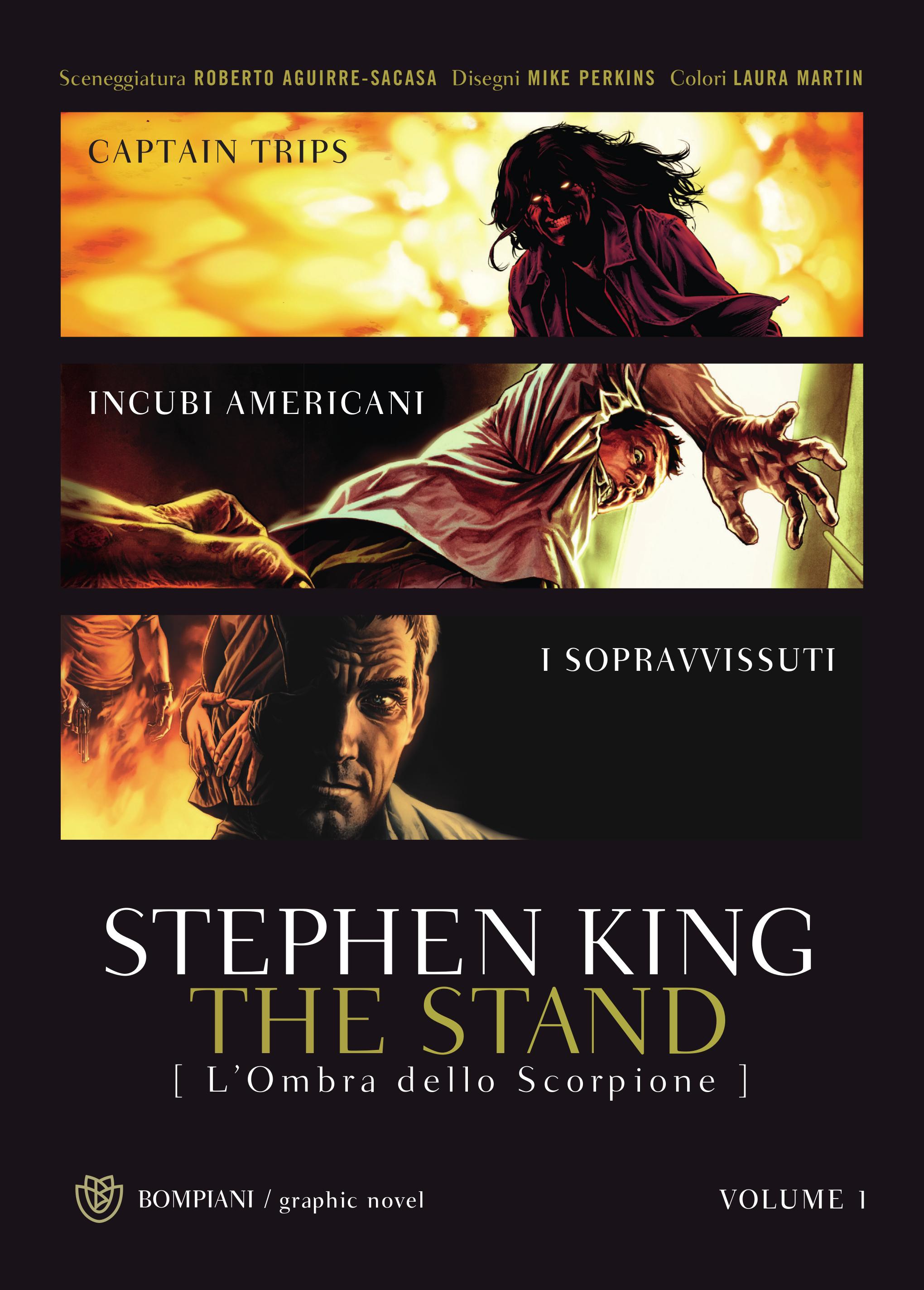 The Stand. L'Ombra dello Scorpione /1