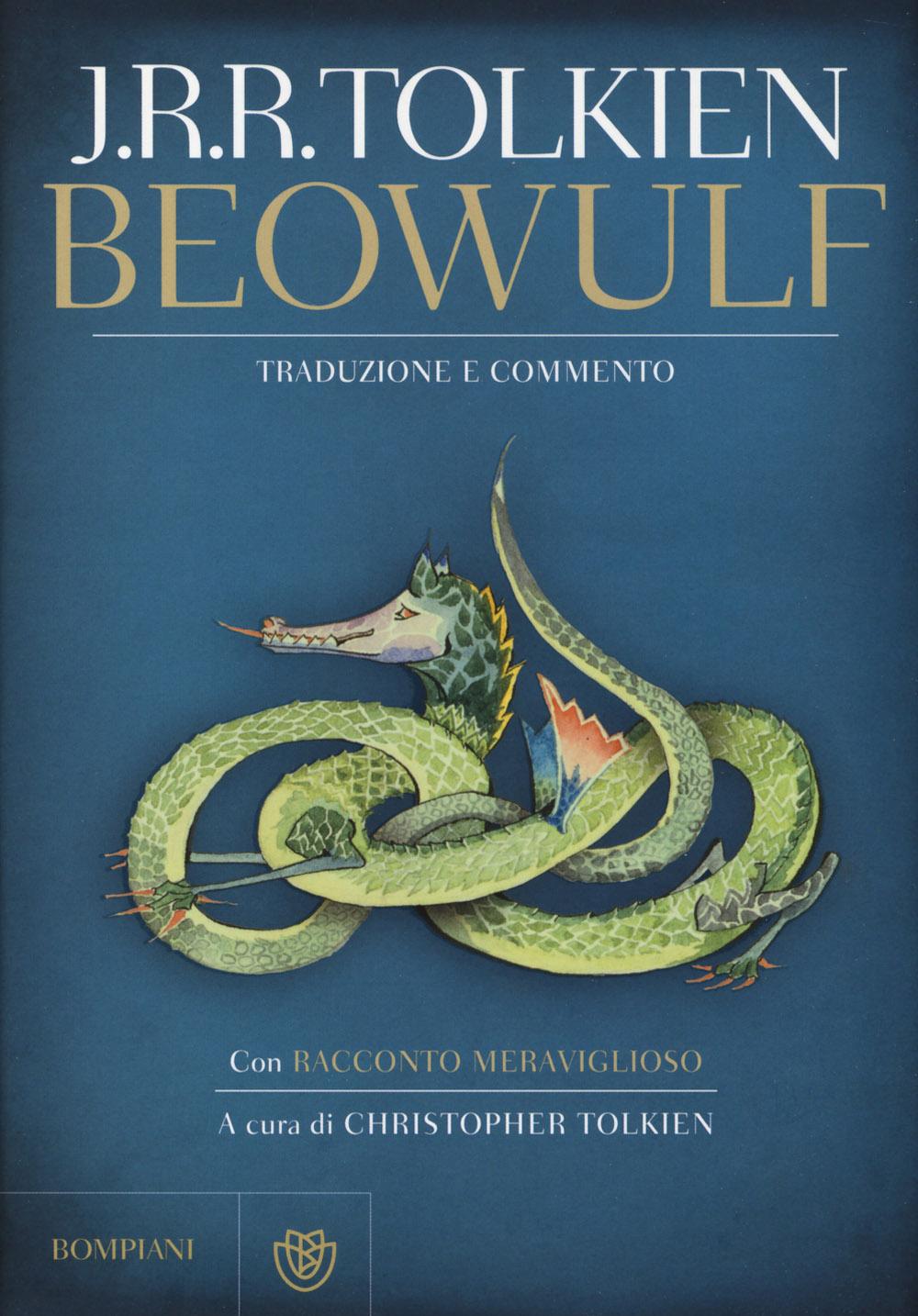 Beowulf. Con «Racconto meraviglioso»