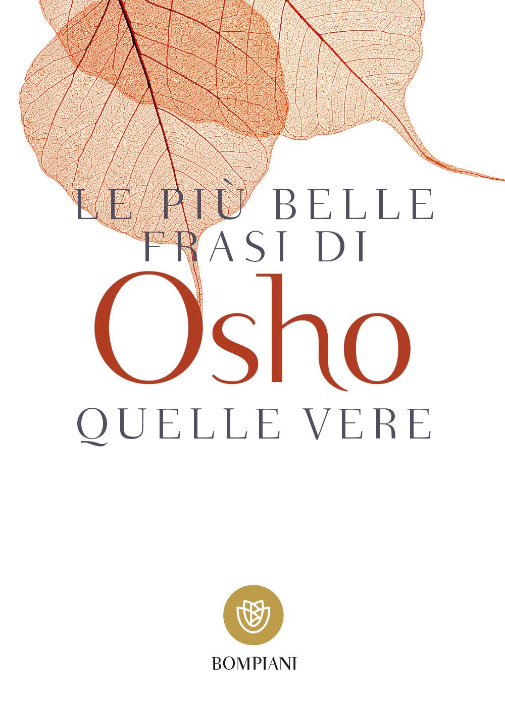 Le più belle frasi di Osho