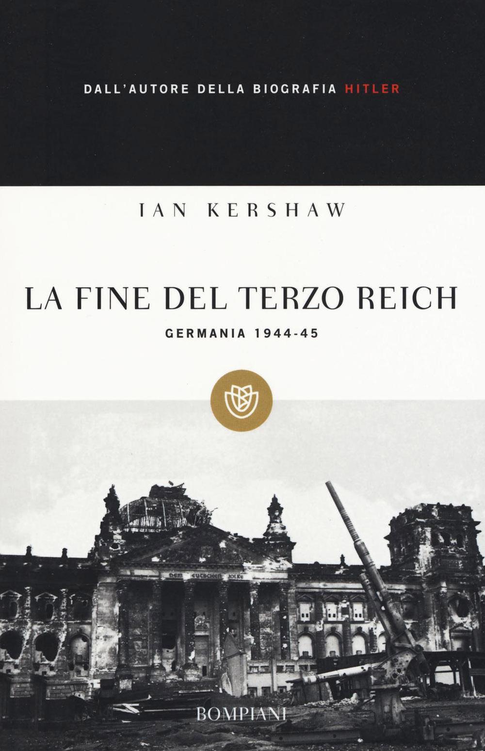 La fine del Terzo Reich