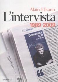 L' intervista 1989-2009