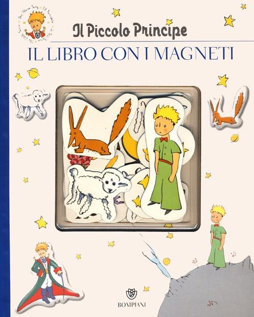 Il Piccolo Principe. Il libro con i magneti