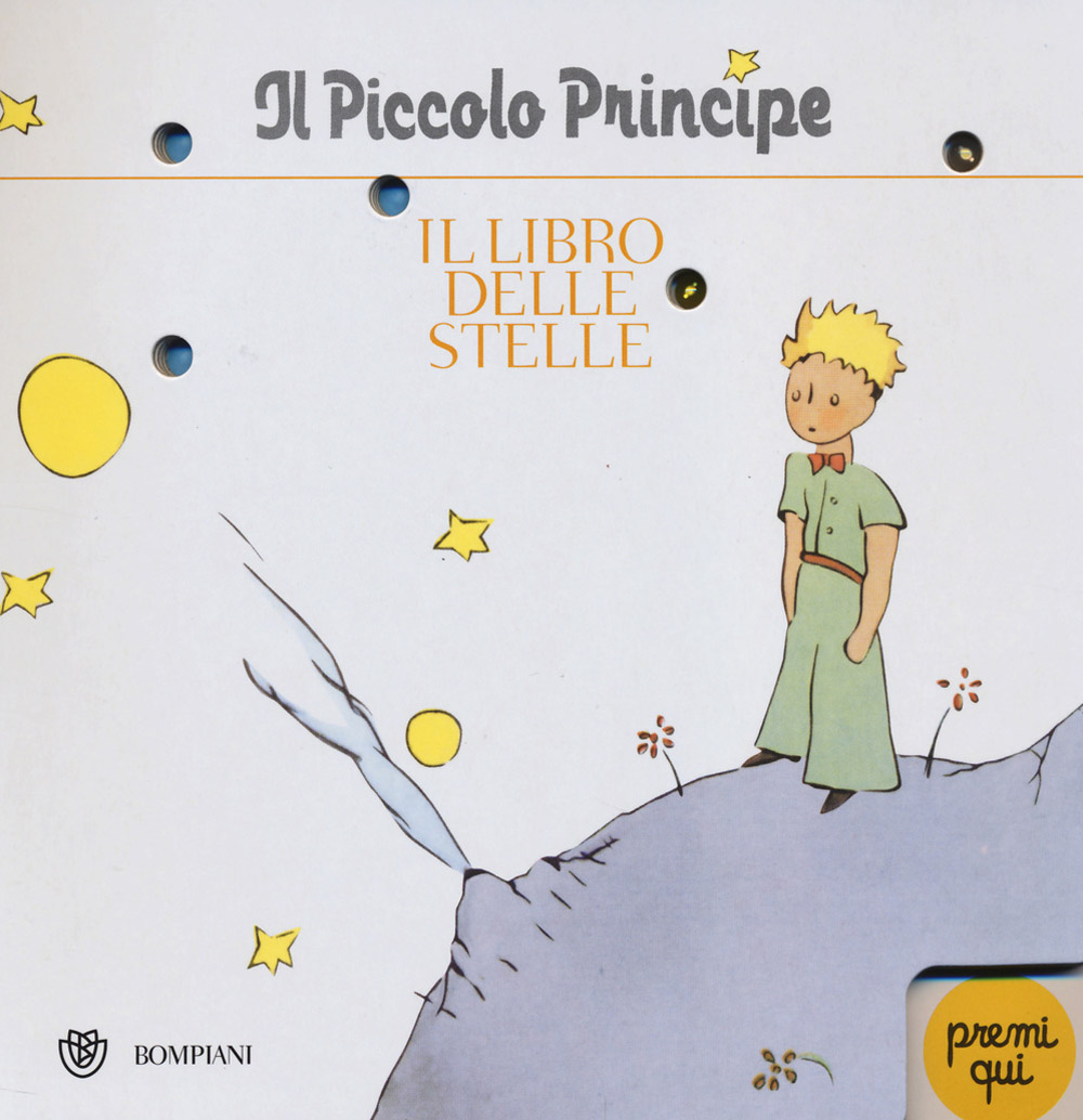 Il Piccolo Principe. Il libro delle stelle