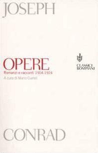 Opere, romanzi e racconti 1904-1924