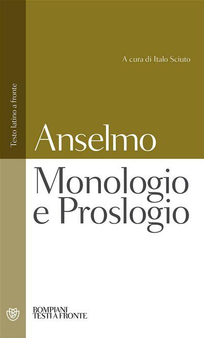 Monologio e Proslogio