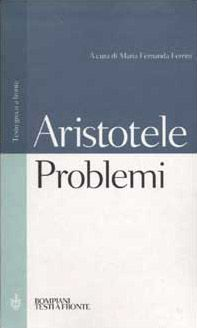 Problemi. Testo greco a fronte