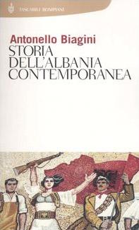 Storia dell'Albania contemporanea